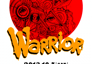 2013.10.5 WARRIOR @KISARAZU KAVACHI